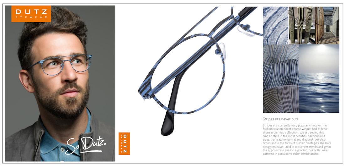 33e02ba8f7 Dutz Eyewear   de catwalk